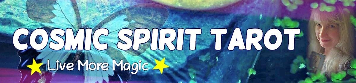 Cosmic Spirit Tarot